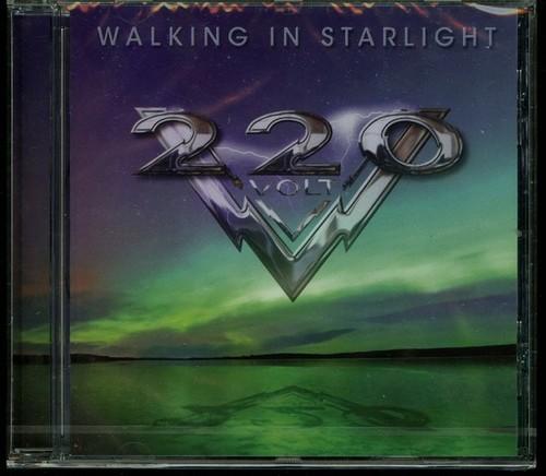 Caratula para cd de 220 Volt - Walking In Starlight