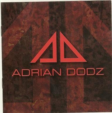 Caratula para cd de Adrian Dodz - Adrian Dodz + 3 Bonus
