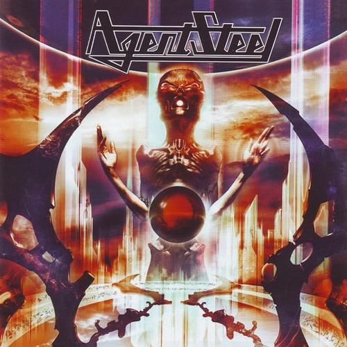 Caratula para cd de Agent Steel - Alienigma