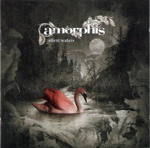 Caratula para cd de Amorphis  - Silent Waters