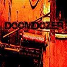 Caratula para cd de Doomdozer - Decomposition