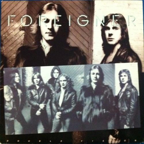 Caratula para cd de Foreigner - Double Vision