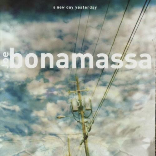 Caratula para cd de Joe Bonamassa  - A New Day Yesterday
