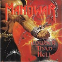 Comprar Manowar - Louder Than Hell