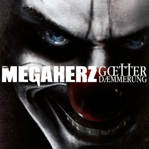 Caratula para cd de Megaherz - Götterdämmerung