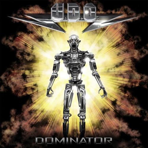 Caratula para cd de U.D.O - Dominator (Bonus Video Track)