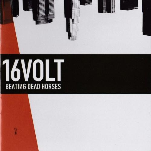 Caratula para cd de 16 Volt - Beating Dead Horses