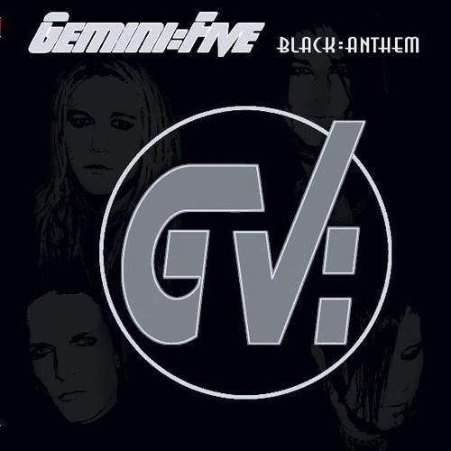 Caratula para cd de Gemeni Five - Black Anthem