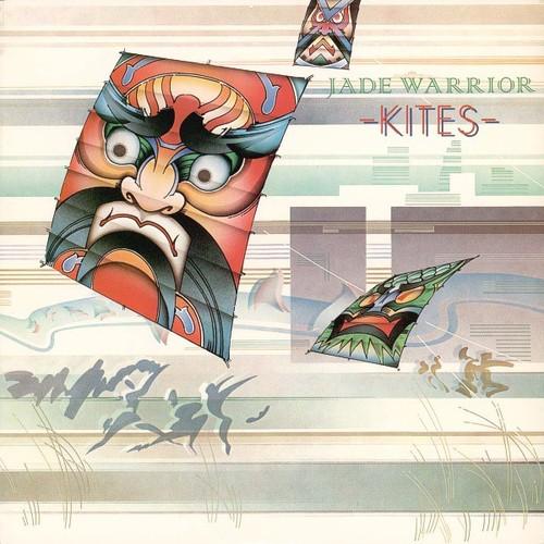 Caratula para cd de Jade Warrior - Kites