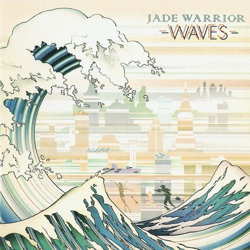 Caratula para cd de Jade Warrior - Waves