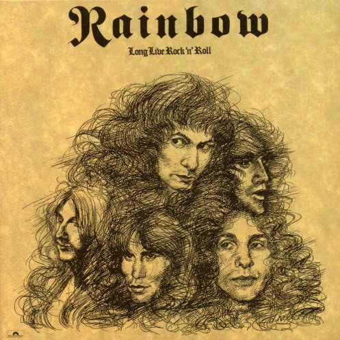 Caratula para cd de Rainbow - Long Live Rock 'N' Roll