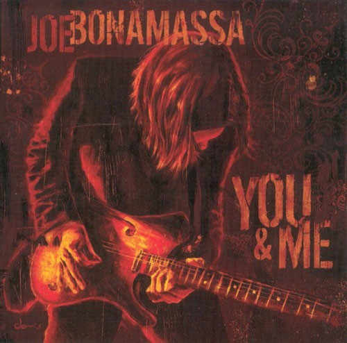 Caratula para cd de Joe Bonamassa  - You And Me