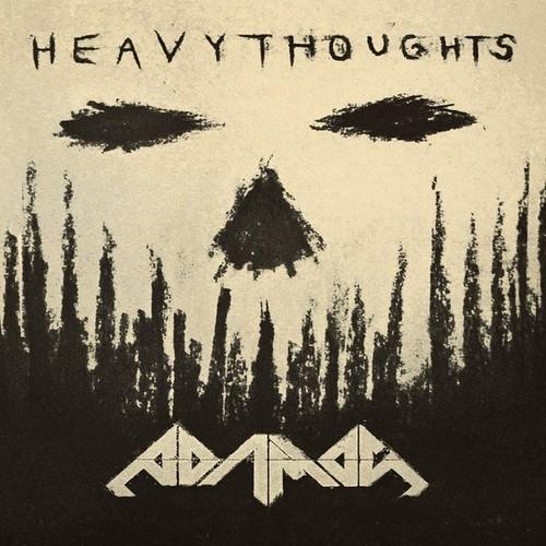 Caratula para cd de Adamas - Heavy Thoughts