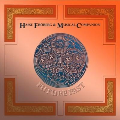 Caratula para cd de Hasse Fröberg & Musical Companion - Future Past
