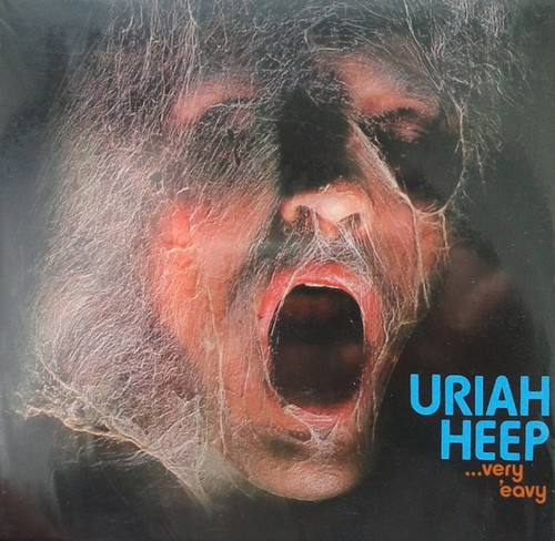 Caratula para cd de Uriah Heep  - ...Very 'Eavy Very 'Umble...