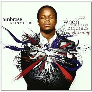Caratula para cd de Ambrose Akinmusire - When The Heart Emerges Glistening