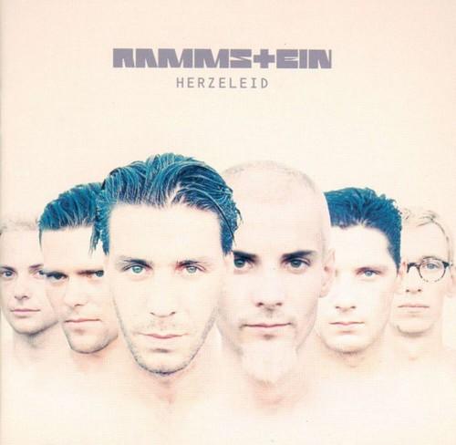 Caratula para cd de Rammstein - Herzeleid
