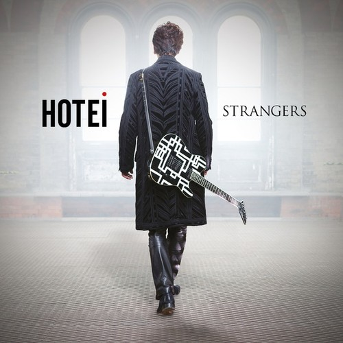 Caratula para cd de Hotei   (Iggy Pop,Richard Z. Kruspe Ex Rammstein ,Matt Tuck Ex Bullet For My Valentine) - Strangers