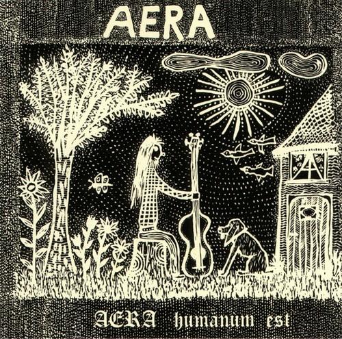 Caratula para cd de Aera - Humanum Est / Hand Und Fuß