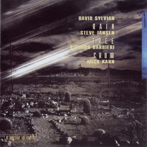 Caratula para cd de  Sylvia, Jansen, Barber, Karn ( Rain Tree Crow ) - Rain Tree Crow