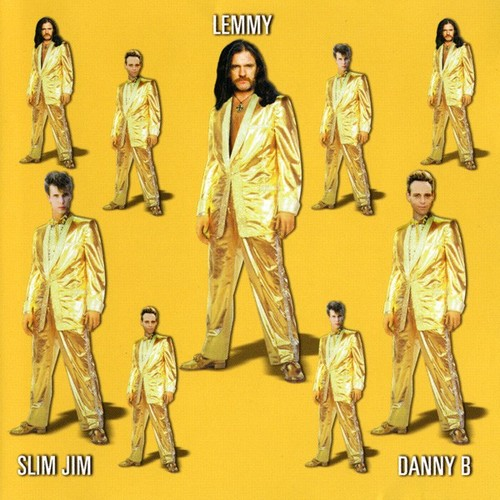 Caratula para cd de Lemmy, Slim Jim & Danny B - Rock & Roll Forever