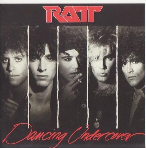Caratula para cd de Ratt - Dancing Undercover