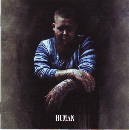 Caratula para cd de Rag'n'bone Man - Human