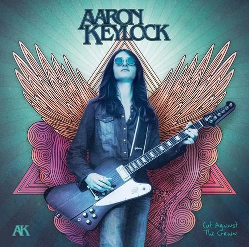 Caratula para cd de Aaron Keylock - Cut Against The Grain