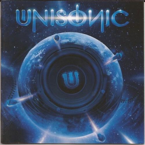 Caratula para cd de Unisonic ( Icarus ) - Unisonic