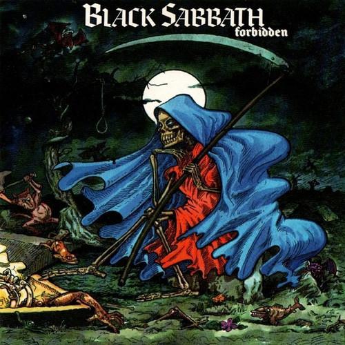 Caratula para cd de Black Sabbath - Forbidden