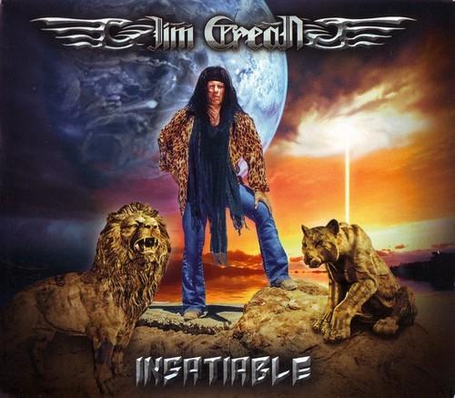 Caratula para cd de Jim Crean - Insatiable