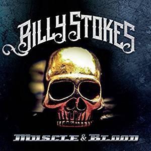Caratula para cd de Billy Stokes - Muscle & Blood