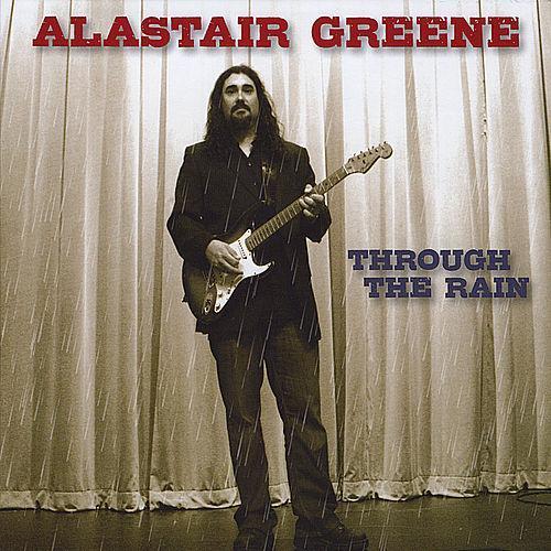 Caratula para cd de Alastair Greene - Thought The Rain