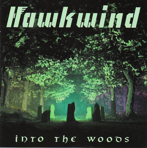 Caratula para cd de Hawkwind - Into The Woods