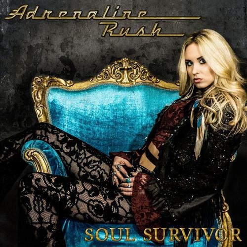 Caratula para cd de Adrenaline Rush - Soul Survivor