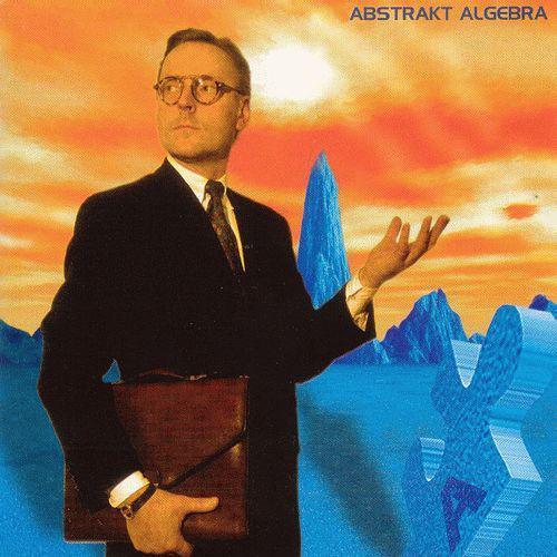 Caratula para cd de Abstrakt Algebra - Abstrakt Algebra