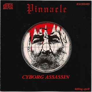 Caratula para cd de Pinnacle  - Cyborg Assassin