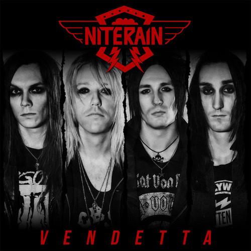 Caratula para cd de Nite Rain - Vendetta