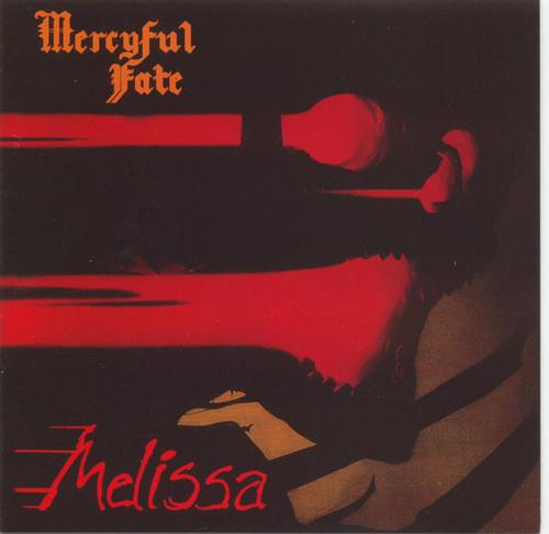 Caratula para cd de Mercyful Fate - Melissa