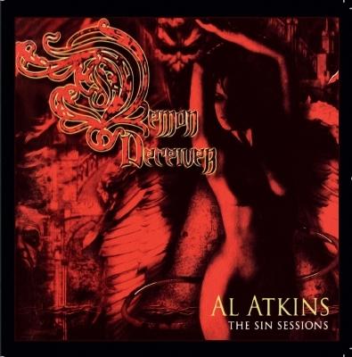 Caratula para cd de Al Atkins - The Sin Session