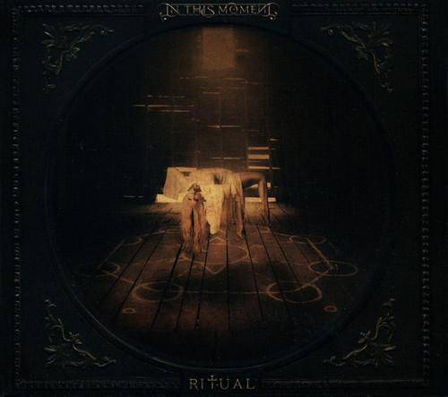 Caratula para cd de In This Moment - Ritual
