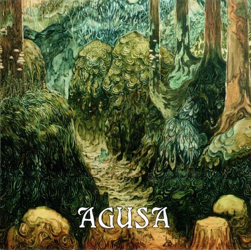 Caratula para cd de Agusa - Agusa