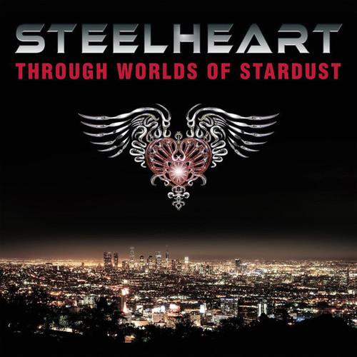 Caratula para cd de Steelheart - Through Worlds Of Stardust