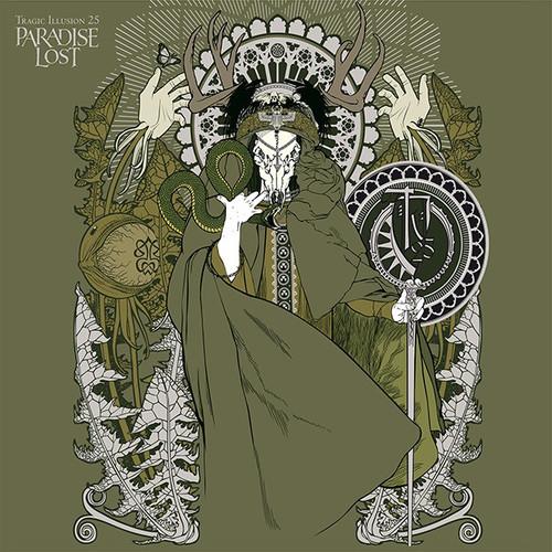 Caratula para cd de Paradise Lost - Tragic Illusion 25