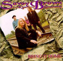 Caratula para cd de Savoy Brown - Bring It Home