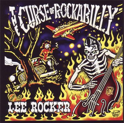 Caratula para cd de Lee Rocker - The Curse Of Rockabilly