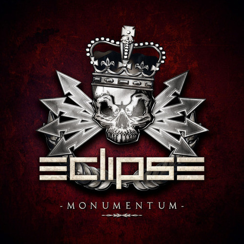 Caratula para cd de Eclipse  - Monumentum