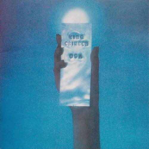 Caratula para cd de King Crimson - Usa