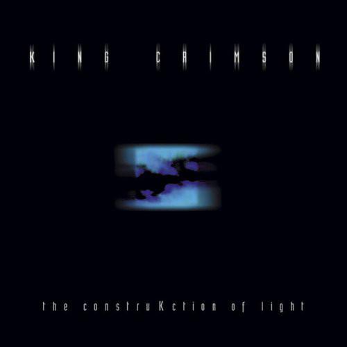 Caratula para cd de King Crimson - The Constru Kction Of Light