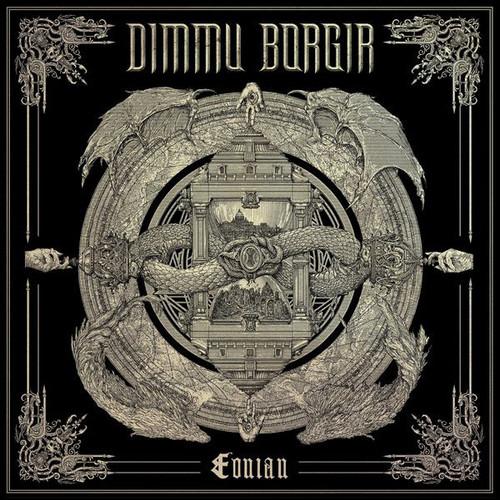 Caratula para cd de Dimmu Borgir - Eonian